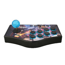 Wired Street Joystick Gamepads Fighting Stick Game Controller For PS2 PS3 PC