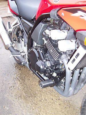 R/&G Racing Crash Protectors to fit Yamaha FZS 600 Fazer 1998-2003