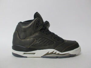 Nike Air Jordan 5 V Premium Heiress Camo Bronze GS Grade School 5.5 ... 9a1d9a247