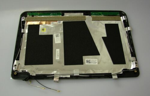 New Genuine Dell Inspiron 10 1012 LCD Back Cover Lid w//Cables 20H5Y
