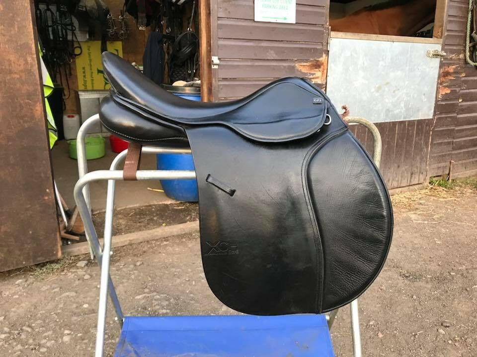 GFS Event XCH Series 2 18inch Saddle