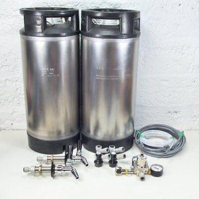 10L MiniKeg Sodastream Kit - BrewKegTap