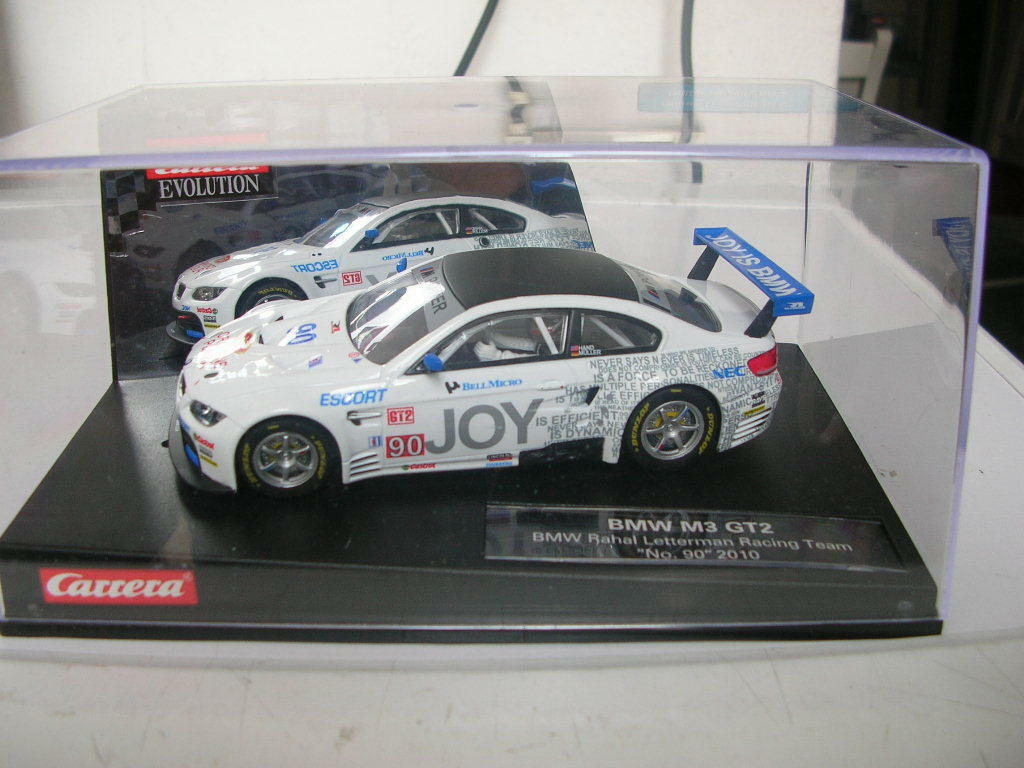 SLOT 1/32 Carrera BMW M3 GT2 Nr 90