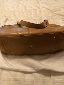 Vorgebaut Versace Handtasche Karamellfarbe Schnes Leder xqXwFYcfAp
