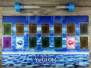 YuGiOh Master Rule 4 Link Zone Template 1P Custom Playmat New design ...