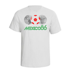 Mexico-86-classic-football-world-cup-mens-t-shirt-retro-distress-style-T66