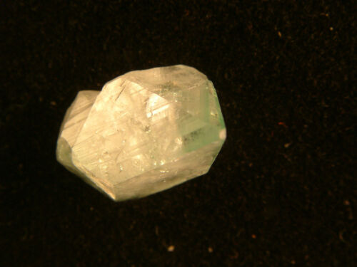 APOPHYLLITE green /& clear crystal for spiritual connection scry eyes fg-r25//56