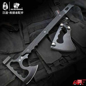 Rescue Multifunctional Tomahawk Survival Hx Outdoors Axe