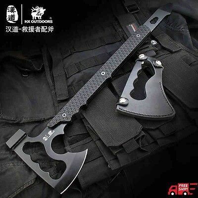Rescue Multifunctional Tomahawk Survival HX OUTDOORS​ Axe Camp Artillery Fire Ax