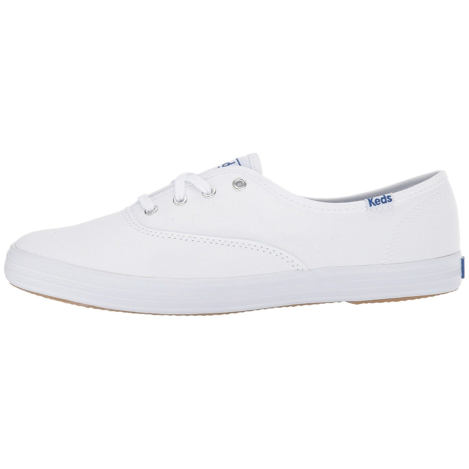 Women's Keds Champion Oxford Canvas Fashion Sneaker White Canvas All Sizes NIB