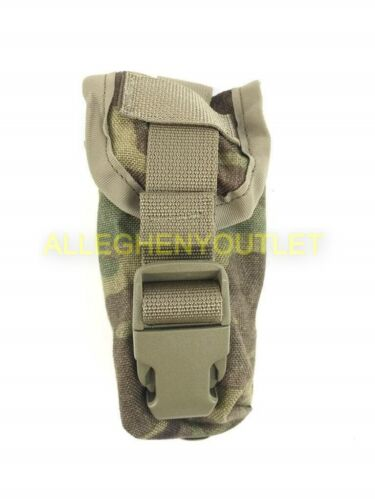 US Military Army MOLLE OCP Multicam FLASHBANG GRENADE POUCH Ammo Pouch NEW