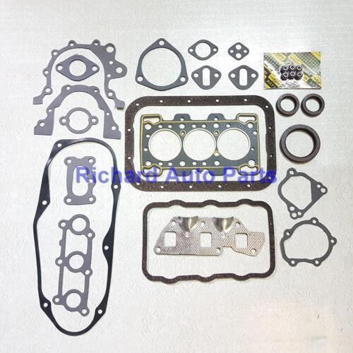 Full Engine Overhaul Gasket Kit Suzuki F5A DA71T DB71T Overhaul Carry 6 Valves