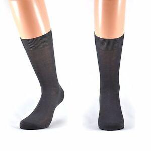 6-paia-di-calze-corte-UOMO-in-100-cotone-Filo-di-Scozia