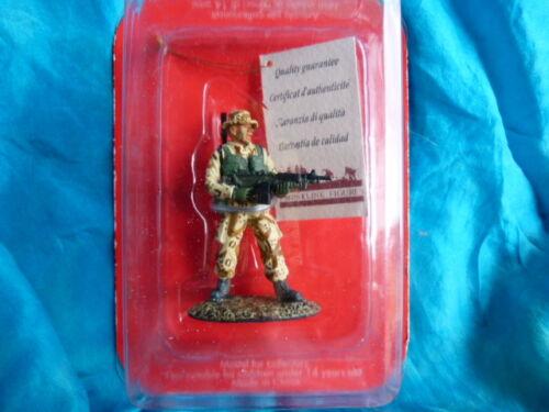 Soldat de plomb Altaya Forces d/'élite Navy Seal USA Lead soldier