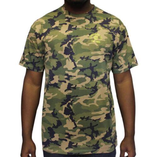 Quiet T Storm Crooks shirt Castles Camo militaire zW7z8UBn