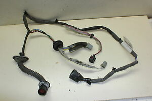 01 02 03 04 volvo s60 v70 xc70 left rear door wire wiring harness Volvo Truck WG64T Wiring Diagrams