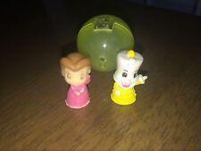 Squinkies Disney Beauty & the Beast Squishy Toy Mini Figures-Belle (1)!