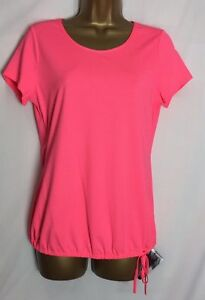 Image Is Loading Ex M Amp S Fluorescent Pink Active Wear