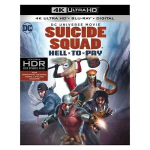 suicide squad hell to pay blu ray | eBay