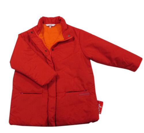 Whoopi Veste Veste D/'Hiver Rouge Enfants Hiver Fille Taille 128-182