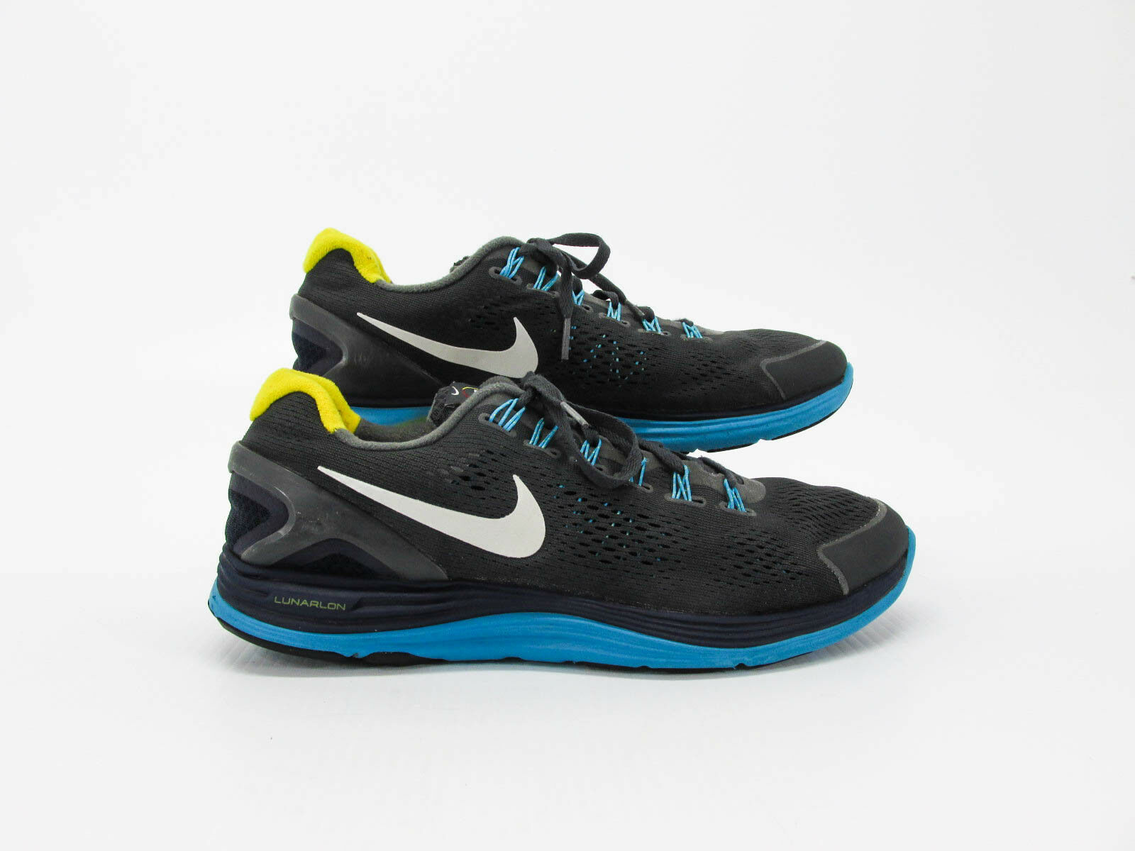 Nike Lunarglide 4 Plus N7 Men Athletic Running shoes Size 10.5M Pre Owned JJ