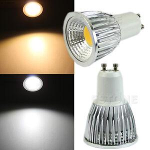 1pc Ultra Bright Gu10 3w 5w 7w Cob Led 220v Spot Ampoule Lampe