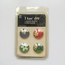 American Crafts Pebbles Garden Flower Printed Clear Tape  732535