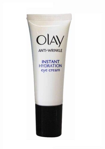 Olay Anti-Wrinkle Instant Hydration Eye Cream reduce the ...
