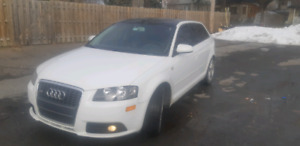 2008 Audi A3 2.0l fully equipped for sale