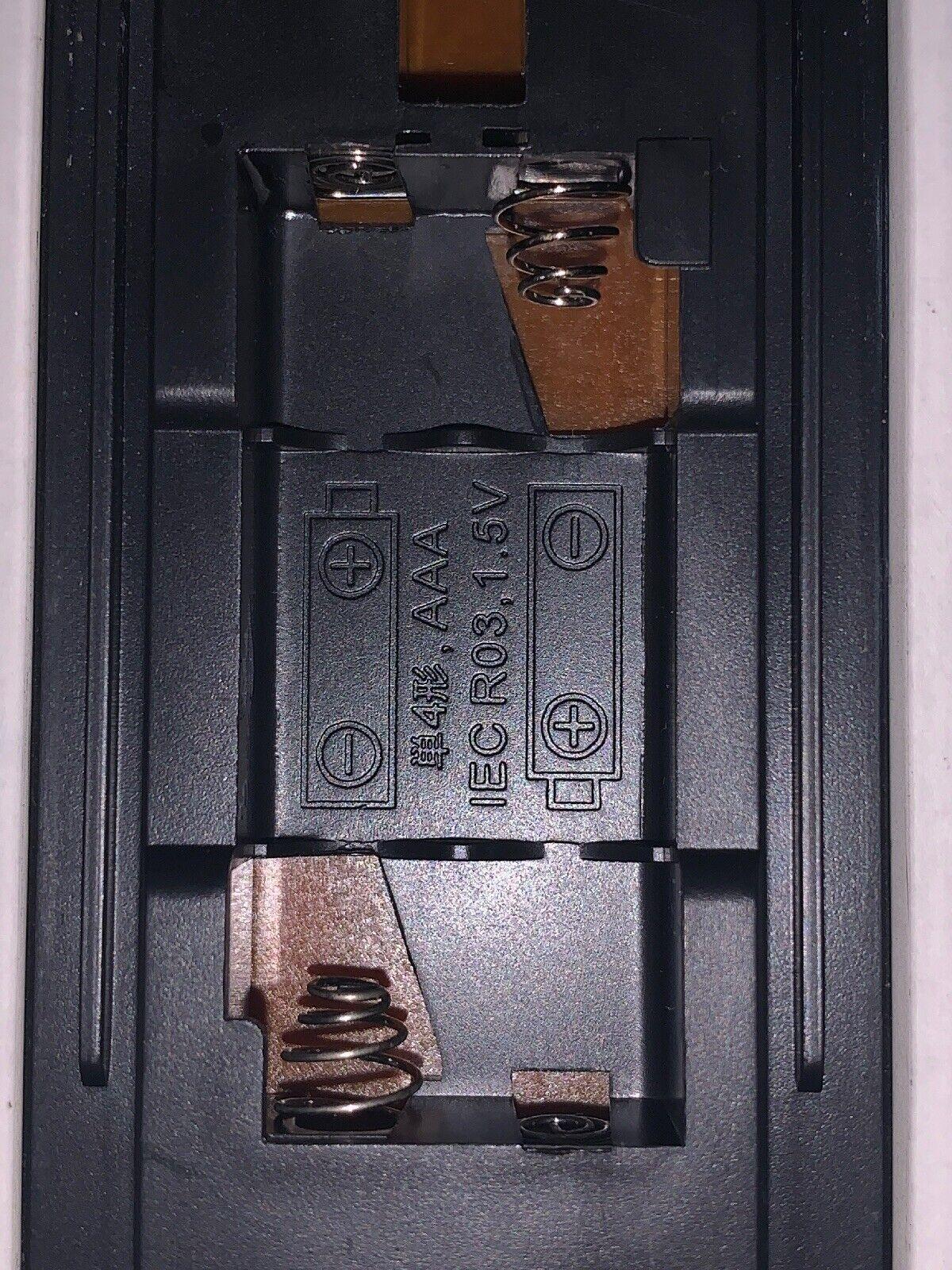 Used Genuine Original Magnavox 43FNT006 Remote Control