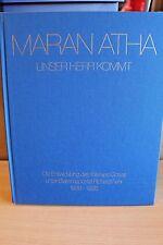 Maranatha unser Herr kommt NAK unter Stammapostel Richard Fehr 1988-1998