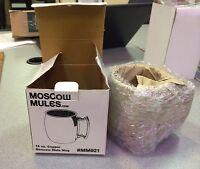 Copper Moscow Mule Mug In Box