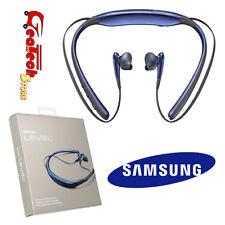 Auricolare Bluetooth Multipoint 4.1 Originale Samsung Level U NERO Per Note 4 5