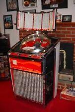 AMI Continental II Jukebox Service Manual 200 Record CD