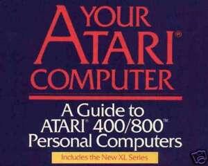 Your-Atari-Computer-Purple-Book-800-XL-XE-NEW-NOS-ISBN-0931988659