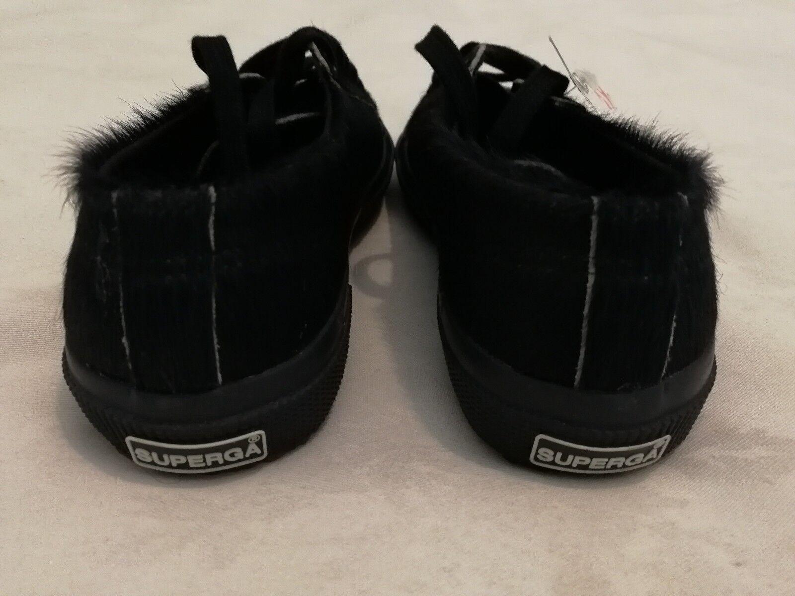 SUPERGA Größe 2750 LEAHORSEU Sneaker Navy Größe SUPERGA uk 2.5 eu 35 a3aead
