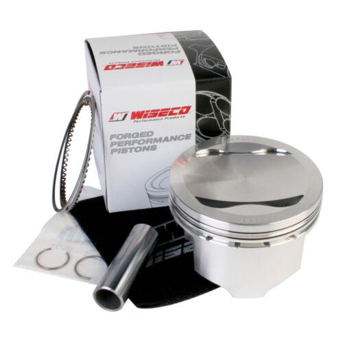 Wiseco Piston Kit Yamaha TT350 TT 350 87.50mm 1.50mm OVER BORE 85-98 9:1 COMP.