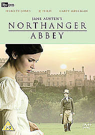 Northanger-Abbey-DVD-2007-Very-Good-DVD-Felicity-Jones-JJ-Feild-Carey-Mu