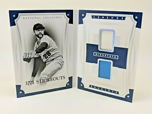 17-Panini-National-Treasures-Legends-Booklet-Materials-039-d-99-Bert-Blyleven