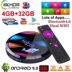 2020-H96-MAX-X3-4-32G-Android-9-0-8K-3D-Dual-WIFI-BT-Smart-TV-BOX-64Bit-HDMI2-1