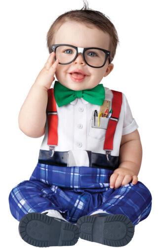 Brand New Nursery Nerd Straight A Student Ivy League School Infant Costume