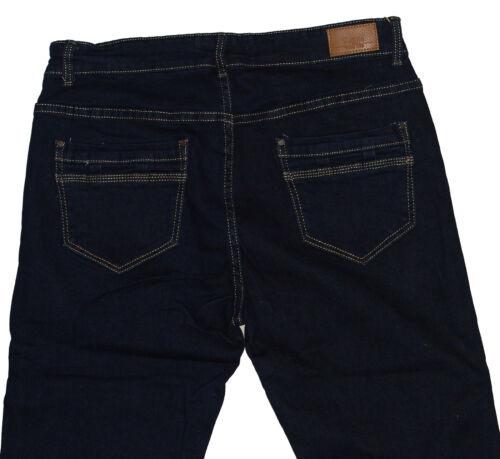 gamba dritta 42-50 w33-w40 Donna stretchjeans Donne Jeans Stretch Pantaloni Tg
