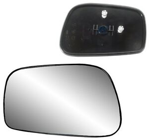 Toyota Corolla Passenger Side Mirror Glass
