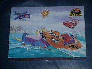 """MASK"" TV Cartoon 108 Piece Jigsaw Memorabilia  ( 100% Complete ) M.A.S.K."