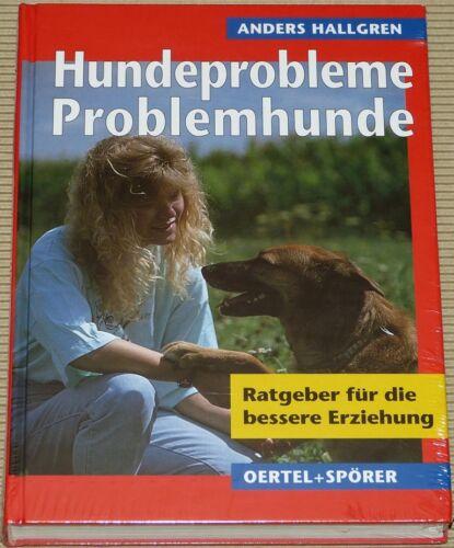 1 von 1 - Hundeprobleme - Problemhunde? Ratgeber für die bessere Erziehung - Neu & OVP