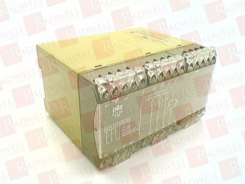 PZE5V053S24VDC4S1O PILZ PZE5V-0.5-3S-24VDC-4S-1O USED TESTED CLEANED