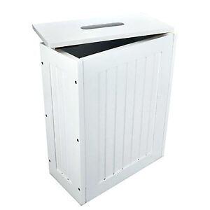 Bagno armadietto da libera installazione organizer scatola detergente per lo spazio in legno - Organizer bagno ...