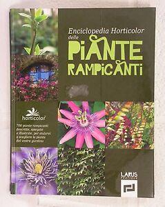 Enciclopedia-horticolor-delle-piante-rampicanti-LARUS-Libro-nuovo-in-Offerta
