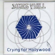 (CH601) James Yuill, Crying For Hollywood - DJ CD