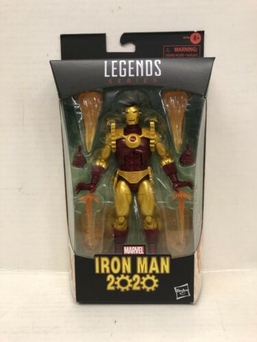 Hasbro Marvel Legends Walgreens Exclusive Iron Man 2020 New Sealed